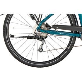 Ortler Bozen - Vélo de trekking électrique - Wave bleu